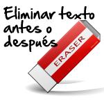 Excel vba elimina texto innecesario