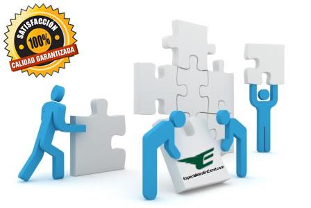 Profesiones en Servicios de Excel