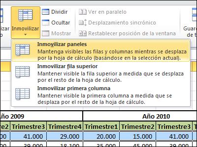 Cómo Congelar Dos Filas En Excel Para Mac Anywherelasopa