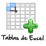 Tablas de Excel
