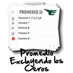 Promedio en Excel