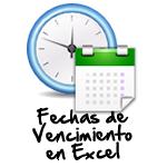Fechas de vencimiento en Excel