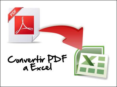 Aprende como convertir PDF a Excel con herramientas online, fácil y rapidamente.
