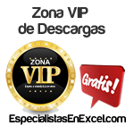 Aprende como utilizar la Zona VIP para descargas de Excel