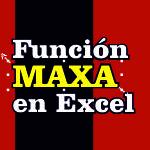 función maxa en excel 4