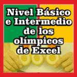 Nivel básico e intermedio Olímpicos de Excel