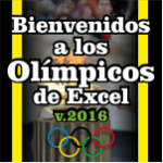 Bienvenidos a los Olímpicos de Excel