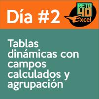 dia2 reto40excel capacitación en Excel tablas dinámicas