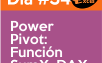 dia 34 reto40excel Power-Pivot-Funcion-SumX-DAX