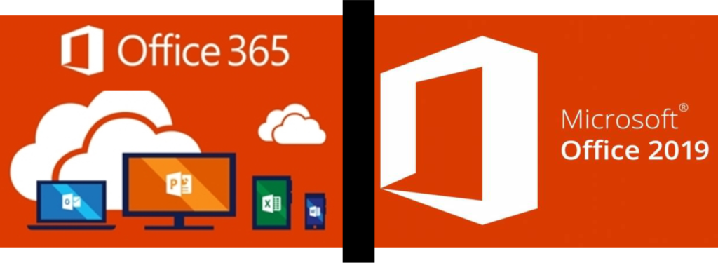 diferencias entre office 365 y office 2019