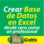 Crear Base de datos en Excel desde cero como un Profesional
